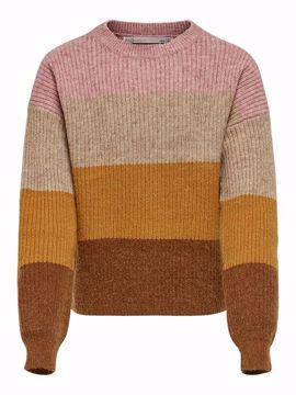Sandy LS Stripe Pullover