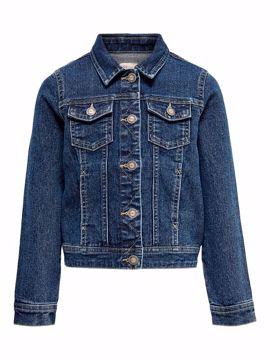 Sara TEEN blue jacket