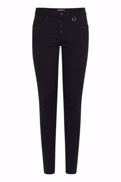PZANNA jeans stay black