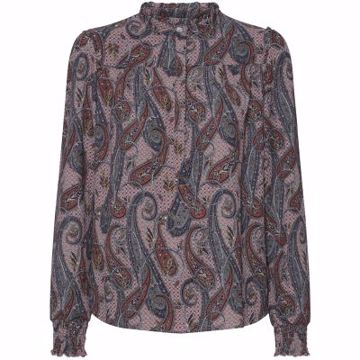 ASTA ROSE PAISLY BLOUSE
