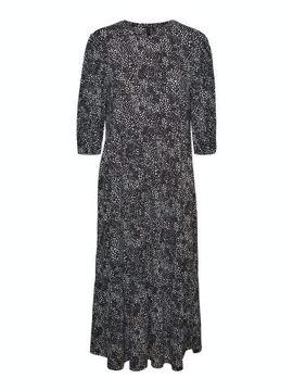 VMPYM L/S ANCLE DRESS