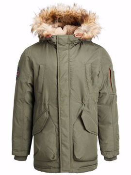 JORGREAT PARKA JACKET JR