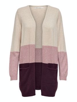 ONLQUEEN L/S LONG CARDIGAN