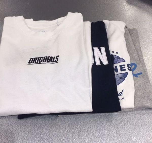 Billede til varegruppe T-shirts