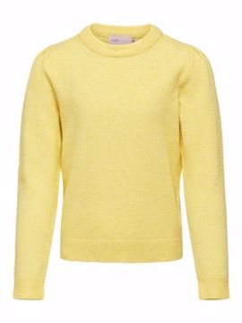 KONLESLY LS PUFF PULLOVER