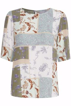FRVACRINKLE 3 BLOUSE