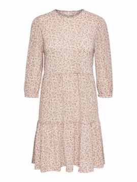 ONLFREJA 3/4 PUFF DRESS