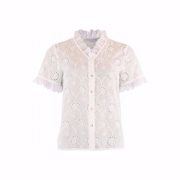 COMMENT BRODERI ANGLAISE