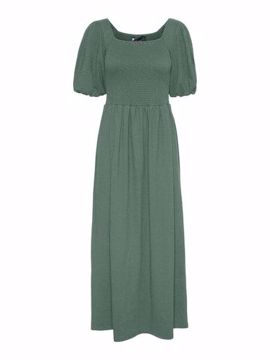 VMALINA 2/4 ANKLE SMOCK DRESS