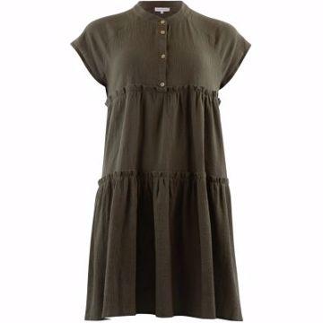 JYTTE SOLID DRESS